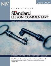 NIV Standard Lesson Commentary: International Sunday School Lessons-ExLibrary