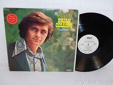 BRIAN COLLINS This Is WHITE LABEL PROMO COPY LP DOT DOS 26017 (1973) WLP