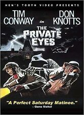 The Private Eyes (DVD, 2000)