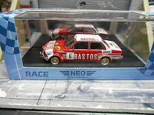 BMW 323i Gr.2 Rallye Condroz 1982 #6 Snijers Oosten Team Bastos RAR NEO 1:43