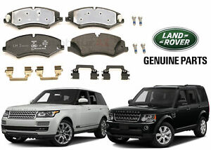 Genuine OEM Land Rover LR051626 Front Brake Pads for LR4, Range Rover, Discovery