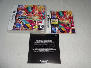 Mega Man ZX Nintendo DS Spiel komplett mit OVP und Anleitung