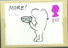 GB POSTCARDS PHQ CARDS MINT NO. GS 4 GREETINGS CARTOONS FULL SET OF 10 10% OFF 5