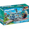 PLAYMOBIL Airboat with Raptors - The Explorers 9433