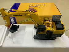 NZG 9992 Komatsu PC1250-11 Demolition Excavator 1/50 Diecast New in Original Box