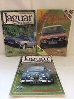 **FAB 3 Jaguar Enthusiast Magazines Vol 19,18 & 10 Yrs 1994, 2002, 2003 - Great!