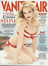 Vanity Fair magazine Emma Stone Groupon 9/11 Elephants Prince Andrew Catch 22