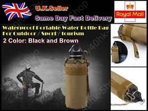 Portable Water Bottle Bag Holder Sleeve Bag Carrier waterproof Oxford cloth