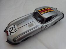 1/25 POLISTIL CLASSIC - JAGUAR XK-E 4.2 LITRE - DIECAST MODEL CAR