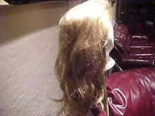 LADIES NWT MONA LISA TIFFANY WIG COLOR 24B LIGHT BUTTERSCOTCH BLONDE LONG LAYER