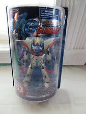 "Mobile Fighter G GUNDAM Shining 2003 BANDAI 7.5"" Action-Figure MOC ANIME"