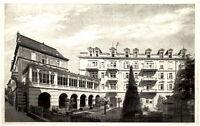 BOZEN Bolzano Dolomiti Südtirol ~1940 Hotel Grifone Greif alte Postkarte Italien