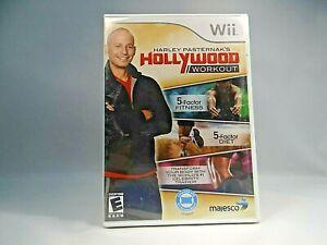 Harley Pasternak's Hollywood Workout (Nintendo Wii, 2012)
