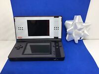 Nintendo DS Lite Handheld Game Console System - Retro NES Decal Design - US