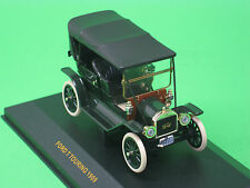 Ford T Touring 1909 dunkelgrün CLC002 Ixo 1:43 Oldtimer Modellauto
