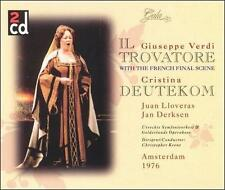 Verdi: Il Trovatore - Deutekom, Utrecht Amsterdam 1976 (2CDs, Gala Records 1997)