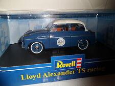 Revell 1:18  Lloyd Alexander TS racing 25. Int RTCE NIEBELUNGENFAHRT 2011 OVP