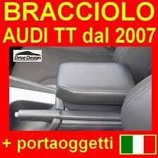 AUDI TT (2007-2014) - bracciolo portaoggetti  per - armrest -vedi tappeti auto -