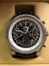 Breitling For Bentley SPECIAL EDITION Men's Watch A25362 100% Authentic