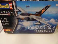 Tornado Gr 4 Farewell Revell 1 48 Model Kit