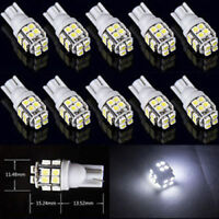 10 x 20 SMD LED 501 T10 W5W Side Number Plate Interior Car Light Wedge Bulb Lamp