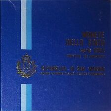 Repubblica di San Marino - Monete dello Stato 1984