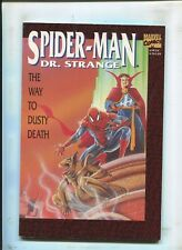SPIDER-MAN/DOCTOR STRANGE: THE WAY TO DUSTY DEATH TPB GRAPHIC NOVEL (9.0) 1992