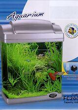 NANO Aquarium incl. Zubehör aus Acryl für Süß- und Salzwasser