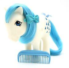 ⭐️ My Little Pony ⭐️ G1 Vintage Nirvana White Italian Lemon Drop w/orig Comb!