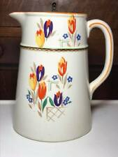 Vintage Felix Gibsons Ceramic Pitcher Made in England