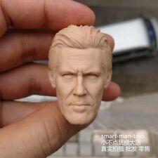 blank 1/6 scale Head Sculpt Josh James Brolin Avengers Thanos unpainted