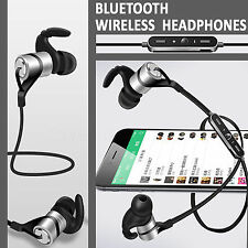 Bluetooth 4.1 Wireless Stereo Waterproof Earphones Earbuds- LG STYLUS 3/STYLO 3