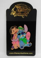 Disney Auctions Hairdresser Lilo and Stitch with Curlers DA LE 500 Pin