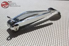 Custom Chrome Spoon Gas Pedal Assembly Manual Automatic Street Muscle Drag Car