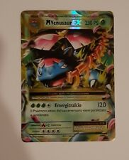 Pokemon M Venusaur Ex