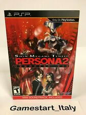 PERSONA 2 COLLECTOR'S EDITION (SHIN MEGAMI TENSEI) - SONY PSP - NEW SEALED
