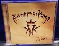 Kottonmouth Kings - Royal Highness CD KMK saint dog d-loc dj Bobby b daddy x srh