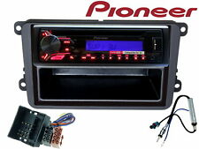 PIONEER CD USB AUX IN Radio VW Scirocco III ab 2008 bis 2014