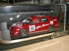HPI RACING 8124 - Alfa Romeo 155 TS Silverstone 1994 #55 - 1:43 Made in China