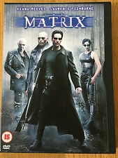 THE MATRIX DVD Keanu Reeves