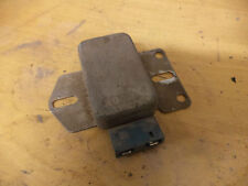 CLASSIC FIAT 124 1.8/2.0 SPIDER RELAY! RARE! MANY PARTS AVAILABLE! 3