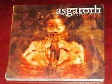 Asgaroth: Red Shift CD ECD 2002 Peaceville Records UK CDVILE 104 Digipak NEW