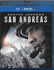 SAN ANDREAS - Blu-Ray
