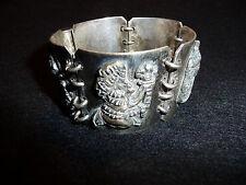 """Bracelet en argent silver Mexicain """"neo Incas"""""""