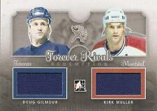 Gilmour/Muller 2012-13 ITG Forever Rivals Dual JSY Redemption #/19