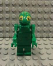 (A6/5 - 6) Lego 1x sp091 Alien Space Police III Mini Figurine Used 5971 KG