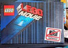 the lego movie tv promo/press kit/etc