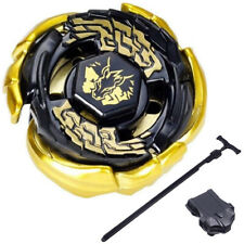 Gold Galaxy Pegasis Beyblade Black Hole Sun w103r2f 4d Starter Set With Launcher
