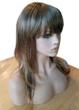 Forever Young Fashion Note Wig (Color 24BT18) Long Straight Bangs