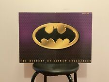 The History of Batman Collection - Kenner - Figure & Card Set - NRFB
